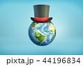 帽子 ハット 立体のイラスト 44196834