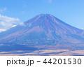 山 富士山 世界遺産の写真 44201530