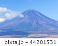 山 富士山 世界遺産の写真 44201531