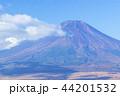 山 富士山 世界遺産の写真 44201532