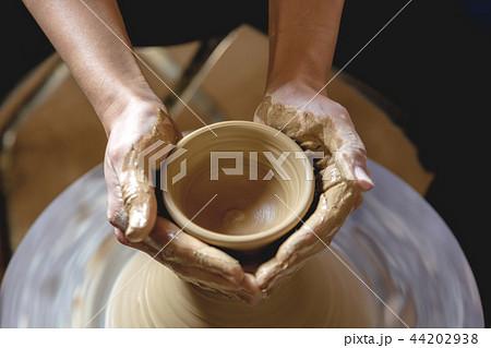 陶芸教室 ろくろ 44202938