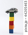 ブロック 阻止する ブロックはの写真 44205463