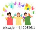 子 子供 教育のイラスト 44205931
