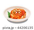 料理 食 食べ物のイラスト 44206135