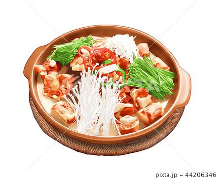 Food Illust 10 44206346