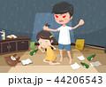 イラスト 挿絵 子のイラスト 44206543