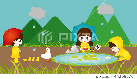 Preschool(Korea) - vector 2 44206670