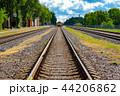 線路 スィグルダ レールの写真 44206862
