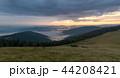 夕日 夕焼 日没の写真 44208421