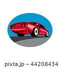 乗り物 自動車 車のイラスト 44208434