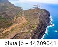 ハワイ 航空写真 マカプウの写真 44209041