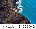 ハワイ 航空写真 マカプウの写真 44209042