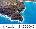 ハワイ 航空写真 マカプウの写真 44209043