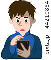 スマホ依存症 スマホ中毒 44210884