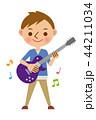 ギター 男性 44211034