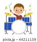ドラム 男性 44211139