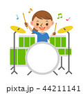 ドラム 女性 44211141
