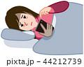 ネット依存 睡眠障害 44212739