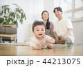家族 ファミリー 赤ちゃんの写真 44213075