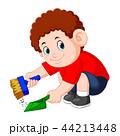 少年 きれい 綺麗のイラスト 44213448