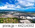 《ハワイ》ホノルル国際空港・オアフ島《航空写真》 44214302