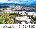 《ハワイ》ホノルル国際空港・オアフ島《航空写真》 44214303