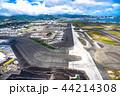 《ハワイ》ホノルル国際空港・オアフ島《航空写真》 44214308
