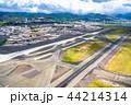 《ハワイ》ホノルル国際空港・オアフ島《航空写真》 44214314