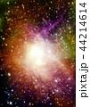 天文 天文学 バックグラウンドのイラスト 44214614