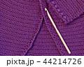 編み物 カンバス キャンバスの写真 44214726