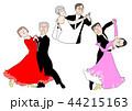 シニア レク 社交ダンス 44215163
