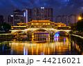 成都 中国 ブリッジの写真 44216021