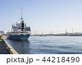 朝の港 44218490