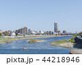 広瀬川 川 仙台市の写真 44218946