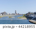 広瀬川 川 仙台市の写真 44218955