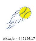 ボール 玉 球のイラスト 44219317