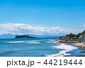 江ノ島 海 風景の写真 44219444
