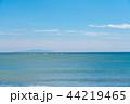海 快晴 晴れの写真 44219465