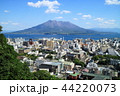 桜島 街並み 鹿児島市の写真 44220073