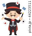マジシャン 男性 44223511