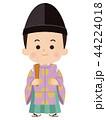 神主 宮司 神職のイラスト 44224018