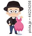 ファッションデザイナー 男性 44224208