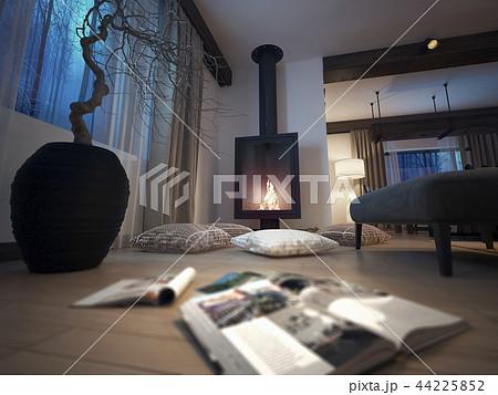 fireplace room 44225852