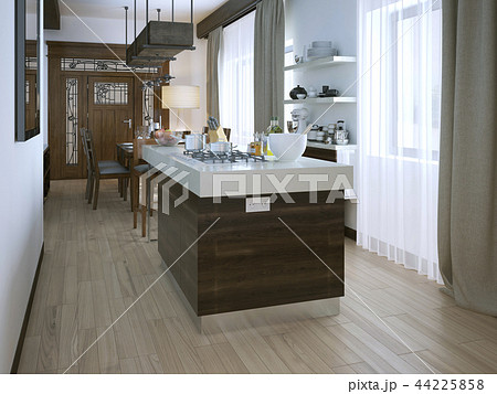 Kitchen in a modern style 44225858