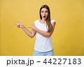 女性 メス ビックリの写真 44227183