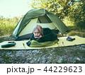 キャンプ 収容所 子の写真 44229623