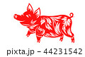 Chinese Zodiac Sign Year of Pig, Happy New Year 2019 44231542