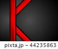 赤 黒色 黒のイラスト 44235863