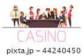 ゲーム カジノ カジノののイラスト 44240450