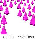 クリスマス ポップ 背景の写真 44247094